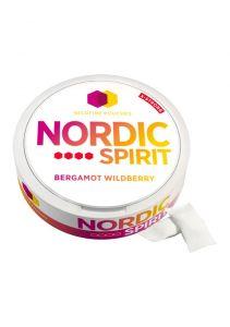 Nordic Spirit Bergamot Wildberry Extra Strong