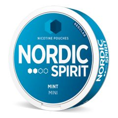 Nordic Spirit Nicotine Pouches Mini Mint