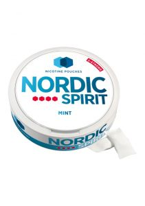 Nordic Spirit Mint Extra Strong