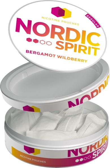 Nordic Spirit Mint Menthol Nicotine Pouches