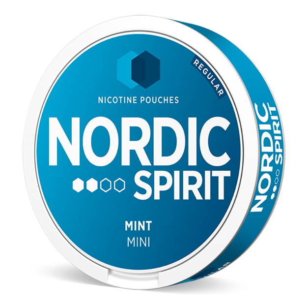 Nordic Spirit Mint Mini Nicotine Pouches​
