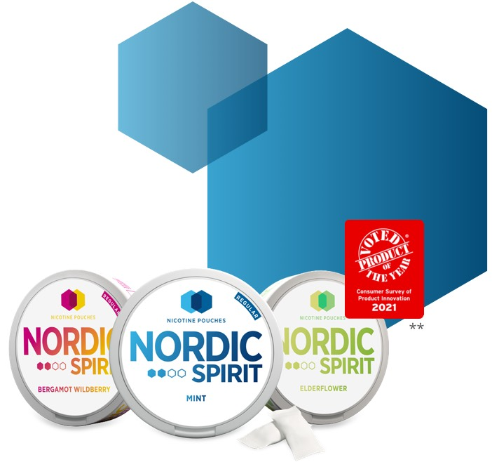 nordic spirit product of the year 2021